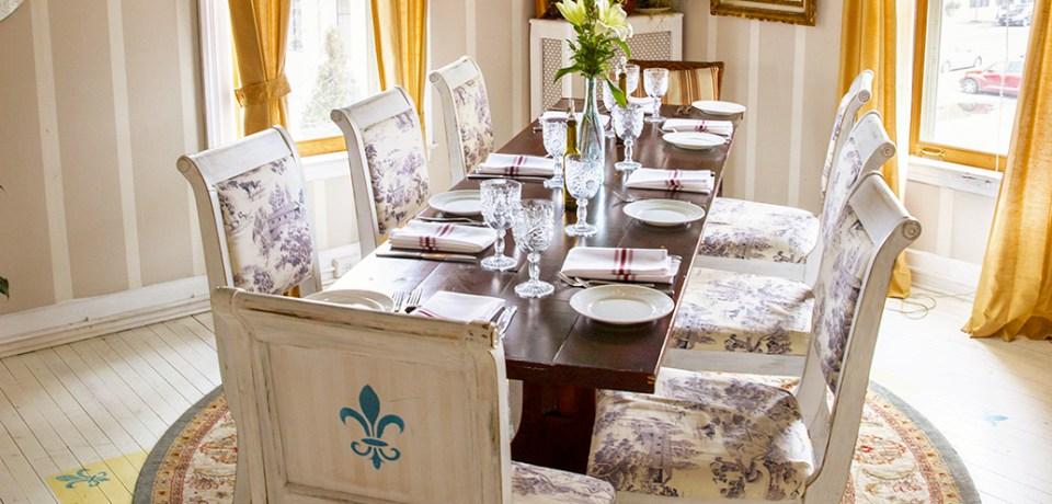 Fine Dining Saratoga Springs