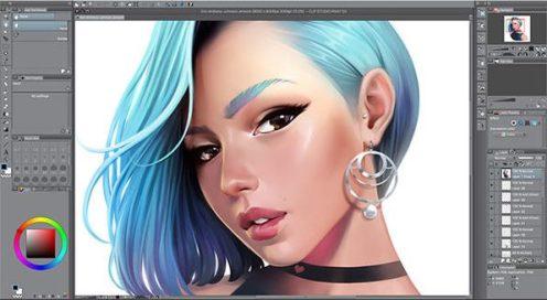 Clip Studio Paint EX Crack + Keygen Torrent 2020