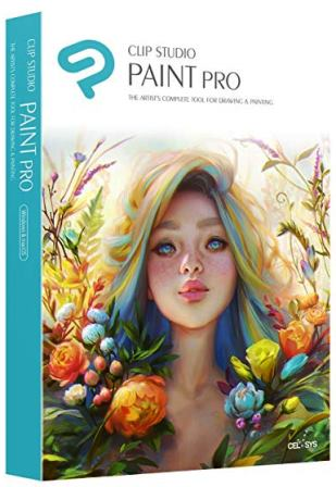 Clip Studio Paint 1.9.1 Crack Plus Keygen Torrent 2019