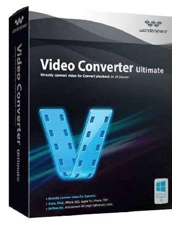 Wondershare Video Converter Ultimate 10.4.3.198 Crack [Key + Code]