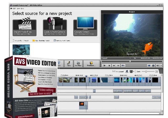 AVS Video Editor 9.2.1.349 Crack Plus Activation Key (Latest 2020)