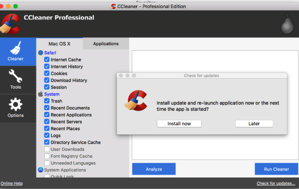 CCleaner Pro 5.65 Crack With License Key Full 2020