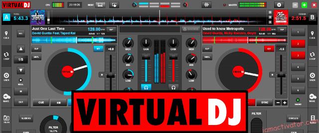 Virtual DJ Pro 2021 Crack + Keygen Torrent [Win/Mac]