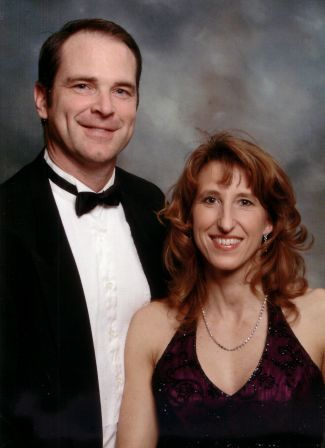 Mark and Nancy