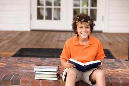 Move Books Kid