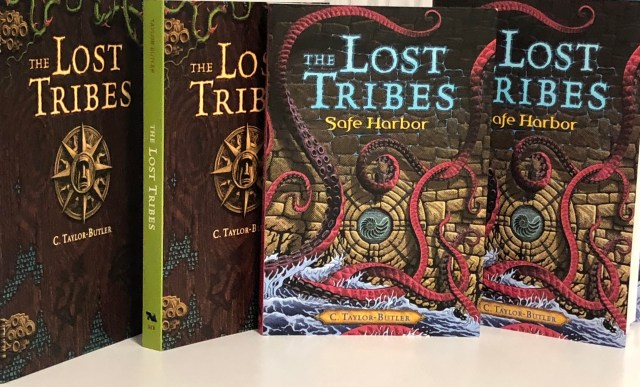 The Lost Tribes Safe Harbor Special Edition by Christine Taylor-Butler
