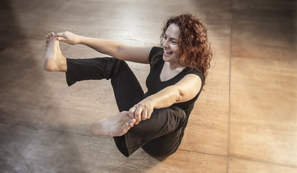 Feldenkrais metode Move into Joy, Rotterdam