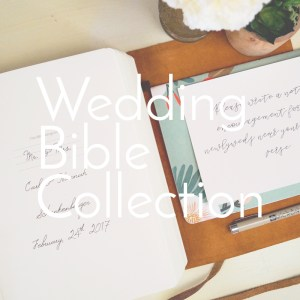 Wedding Bible Collection