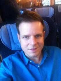Im Zug nach Kremsmünster