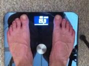 BMI unter 26 :-)