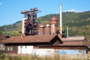 Voest Alpine Donawitz - Dreh Railtag acStyria