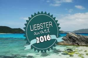 Liebster Award 2016