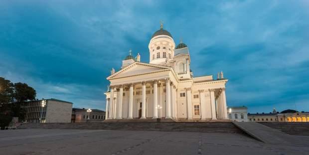 Finlandia - Cattedrale di Helsinki