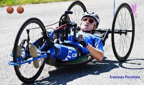 Paralimpiadi di Rio - Francesca Porcellato