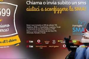 Famiglie SMA: lo spot con Checco Zalone