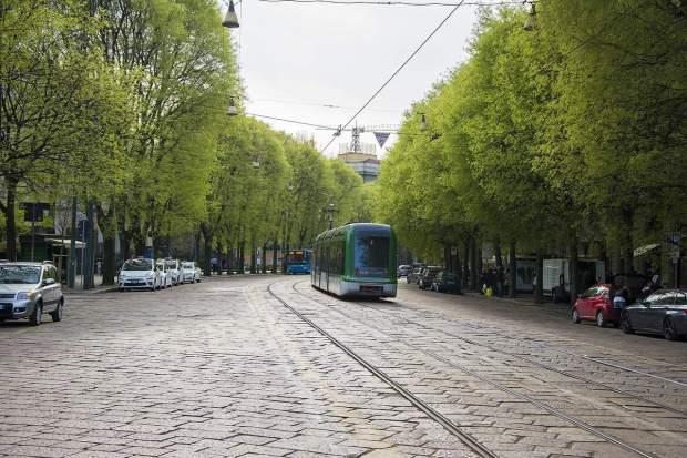 Milano - tram
