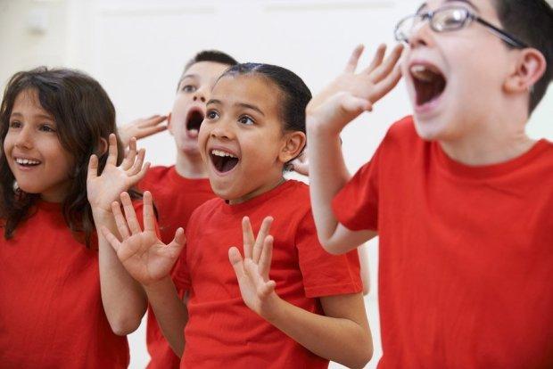 Teatro-terapia bambini