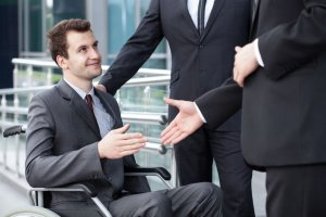 job interview and disability
