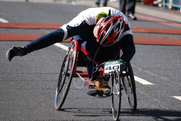 sports and disability - paralympic games