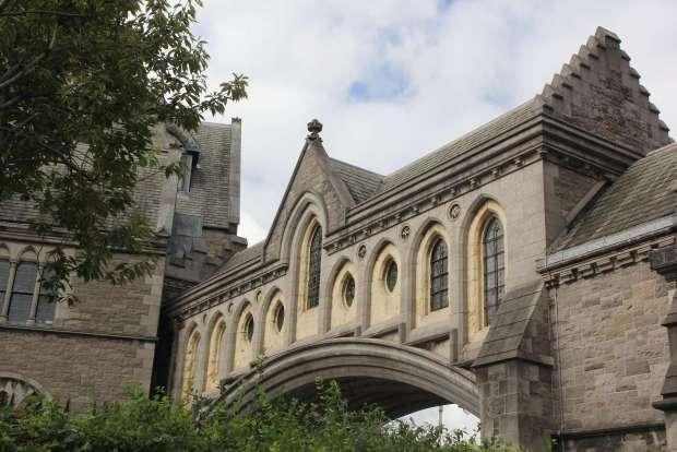 Irlanda Dublino Christ Church Cathedral