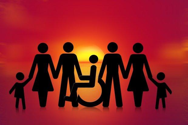 """""""Diritti e inclusione delle persone con disabilità"""""""