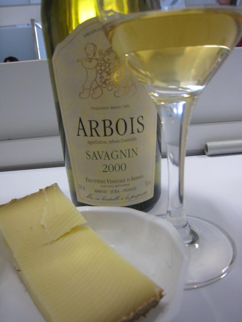 Comté et vin d'Arbois