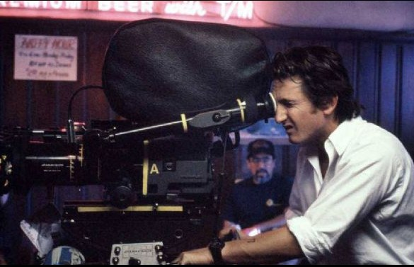 Sean Penn making his directorial debut on Indian Runner