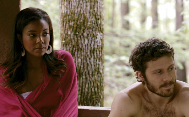 """Gabrielle Union and Zach Gilford in """"In Our Nature"""""""