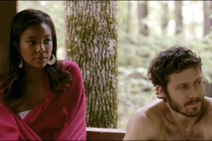 "Gabrielle Union and Zach Gilford in ""In Our Nature"""
