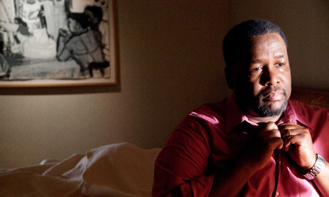 "Wendell Pierce in Joshua Sanchez's ""Four"""