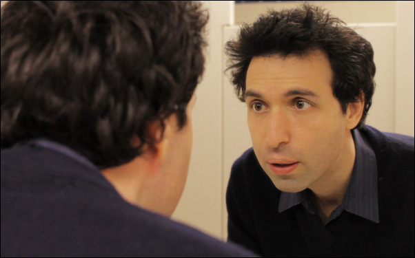 Alex Karpovsky in his comedy Red Flag