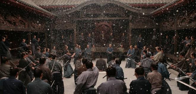Takashi Miike's Hara-Kiri: Death of a Samurai