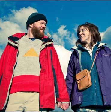 """Steve Oram and Alice Lowe in Ben Wheatley's film """"Sightseers"""""""