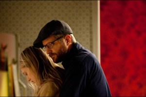 "Marin Ireland and Paul Sparks in a scene from Noah Buschel's film ""Sparrows Dance"""