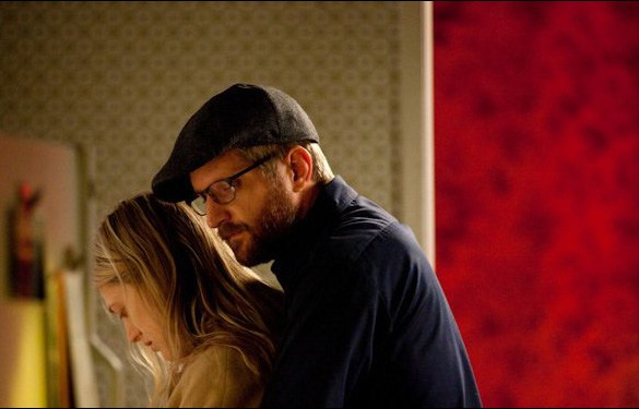 """Marin Ireland and Paul Sparks in a scene from Noah Buschel's film """"Sparrows Dance"""""""