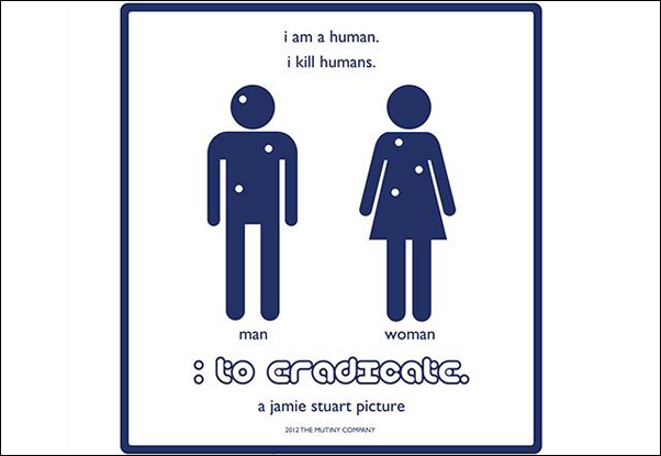 "Jamie Stuart's ""To Eradicate"""