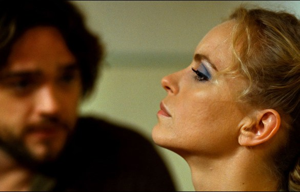 "Nina Hoss in Christian Petzold's film ""Barbara"""