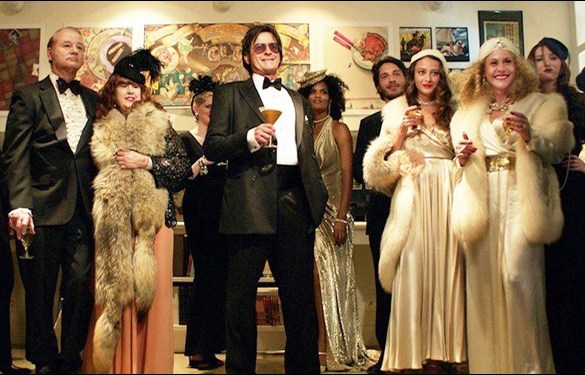 """Charlie Sheen in a scene from Roman Coppola's film """"A Glimpse Inside the Mind of Charles Swan III"""""""