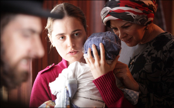 Hadas Yaron in Rama Burshtein's film Fill the Void