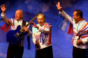 Branson performers in AJ Schnack and David Wilson's documentary film We Always Lie to Strangers