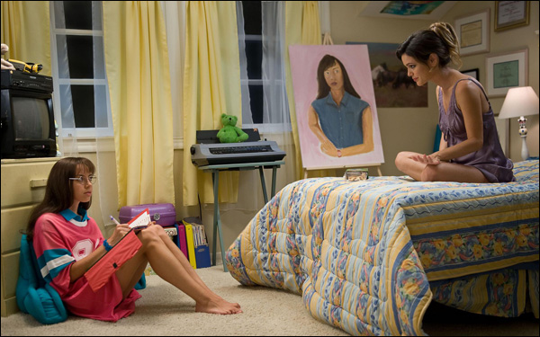 Aubrey Plaza and Rachel Bilson in a scene from Maggie Carey's film The To-Do List