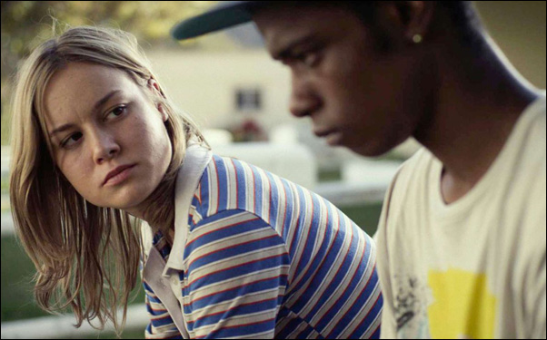 "Brie Larson and Keith Stanfield in Destin Daniel Cretton's film ""Short Term 12"""