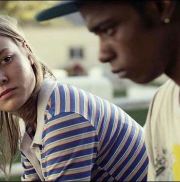 """Brie Larson and Keith Stanfield in Destin Daniel Cretton's film """"Short Term 12"""""""