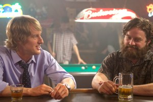 "Owen Wilson and Zach Galifianakis in Matthew Weiner's ""You Are Here"""