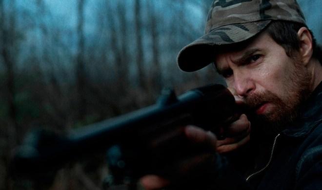 "Sam Rockwell in David M. Rosenthal's ""A Single Shot"""