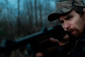 "Sam Rockwell in David M. Rosenthal's ""A Single Shot"""