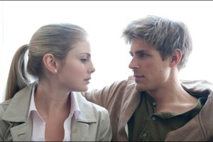 """Rose McIver and Chris Lowell in Maggie Kiley's """"Light Years"""""""