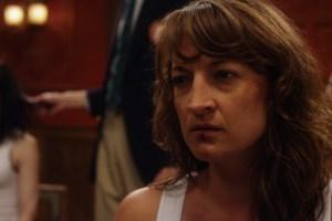 """Zoe Bell in """"Raze"""""""