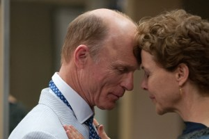 """Annette Bening and Ed Harris in Arie Posin's """"The Face of Love"""""""
