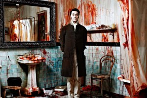 "Taika Waititi in ""What We Do in the Shadows"""
